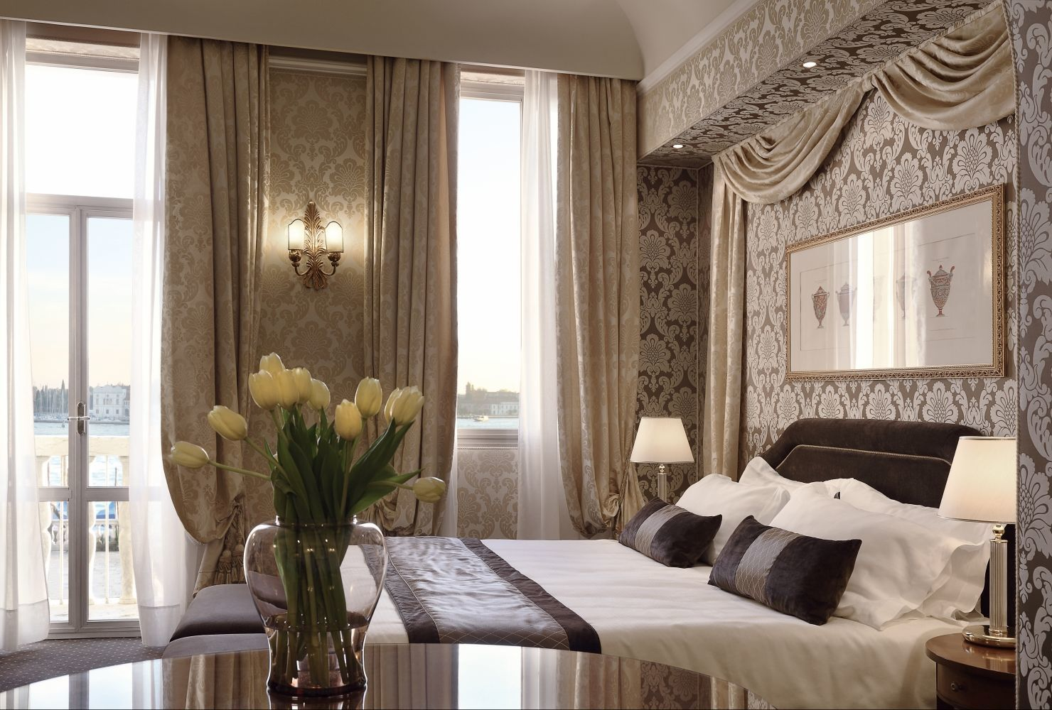 Hotel Londra Palace - Junior Suite Balcony