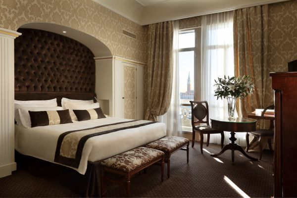 Hotel Londra Palace - Chambre Deluxe Balcon