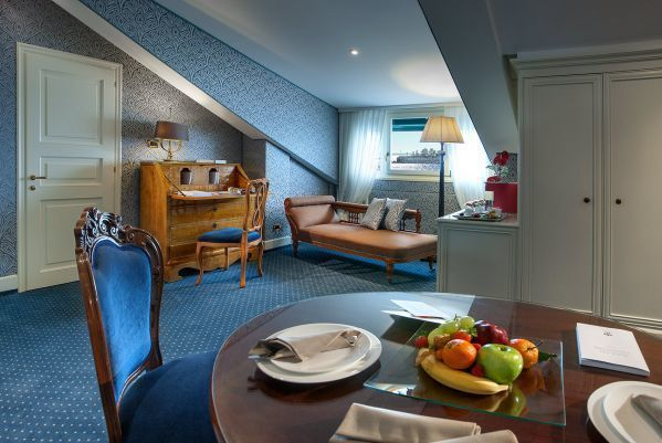 Hotel Londra Palace - Suite Junior